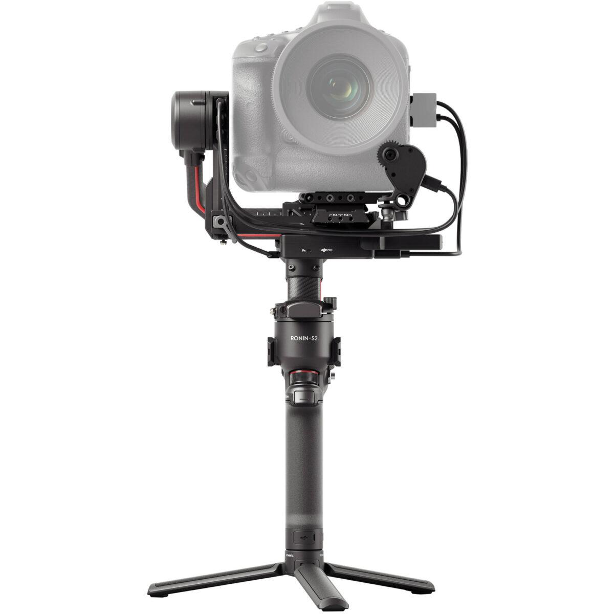 گیمبال دوربین DJI RS 2 Gimbal Stabilizer Pro Combo
