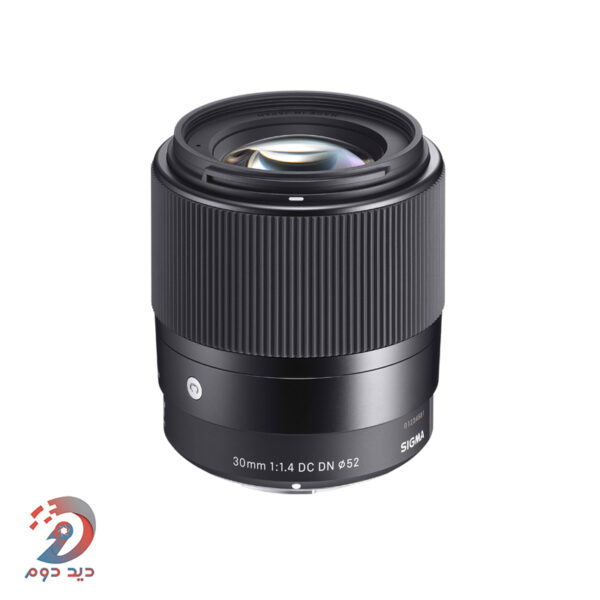 لنز Sigma 30mm f/1.4 DC DN Contemporary for Sony E
