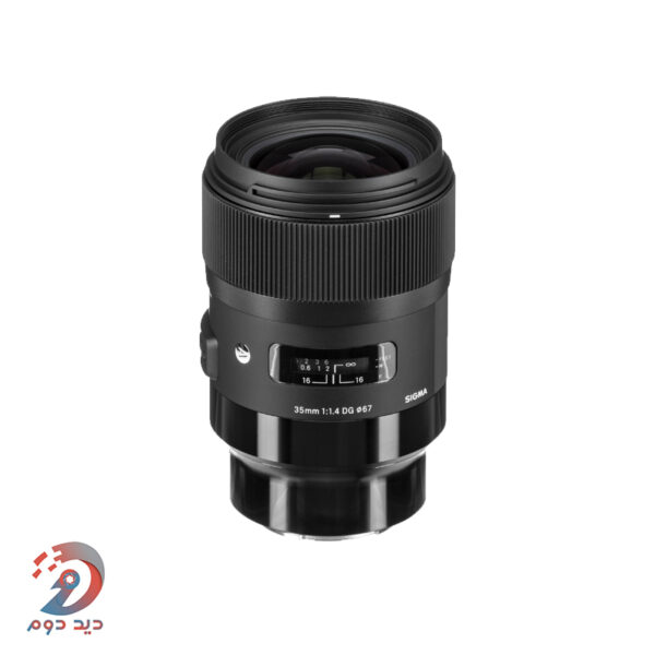 لنز Sigma 35mm f/1.4 DG HSM Art for Sony E