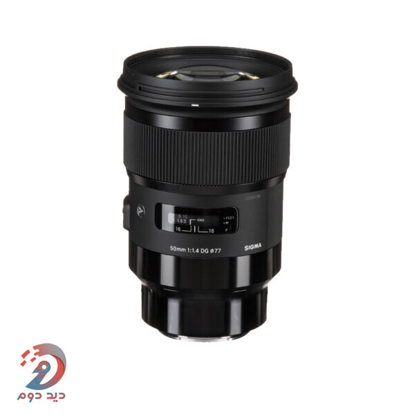 لنز Sigma 50mm f/1.4 DG HSM Art for Sony E