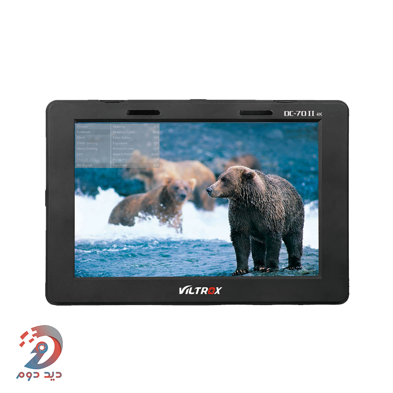 مانیتور Viltrox DC70 II 4k 7″ LCD On-Camera Monitor