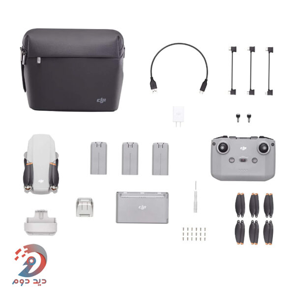 پهپاد DJI Mini 2 Fly More Combo