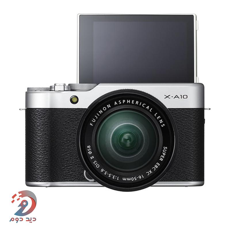 دوربین فوجی فیلم Fujifilm X-A10 Mirrorless Kit 16-50mm