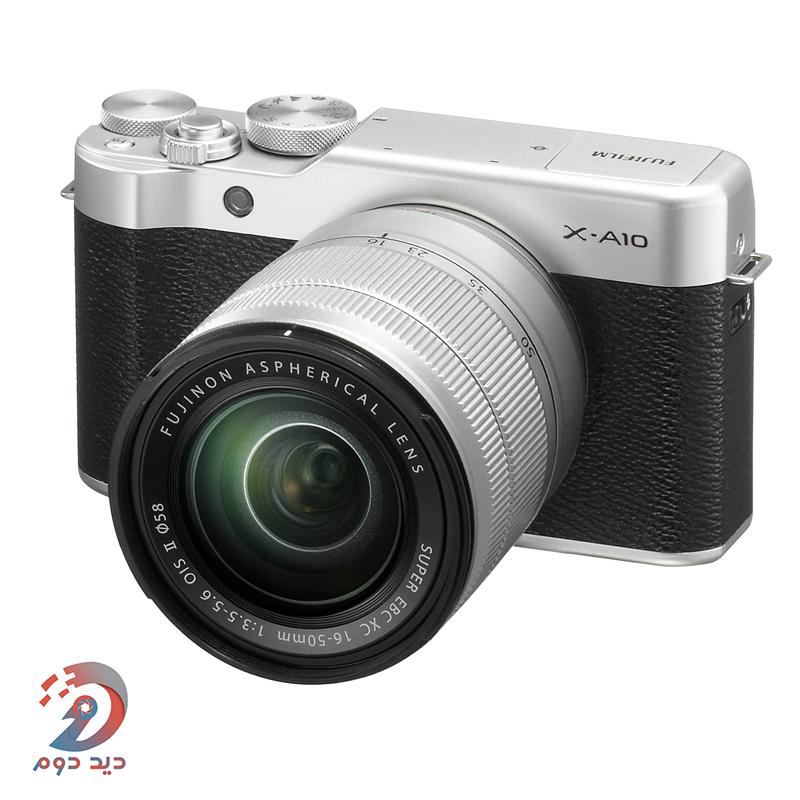 Fujifilm X-A10 Mirrorless Kit 16-50mm
