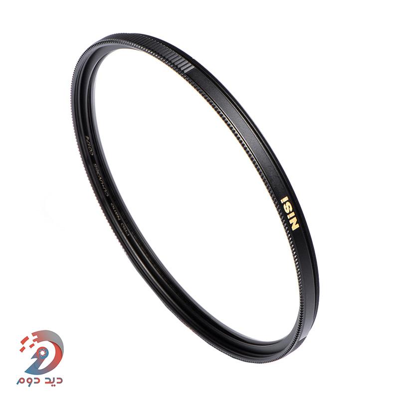 فیلتر لنز عکاسی Nisi Nano HUC UV 58mm filter