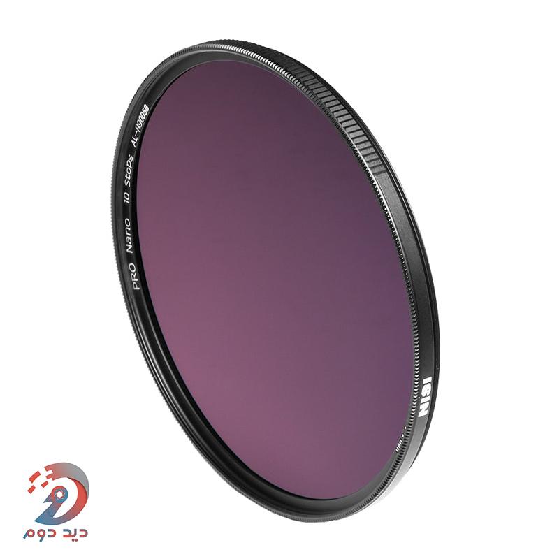 فیلتر عکاسی Nisi PRO Nano HUC IR ND1000 52mm filter