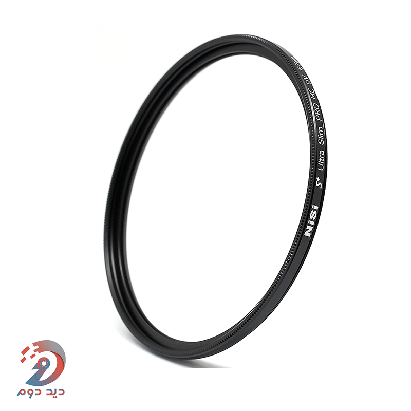 فیلتر لنز عکاسی Nisi S+ Ultra Slim PRO MC UV 58mm Filter