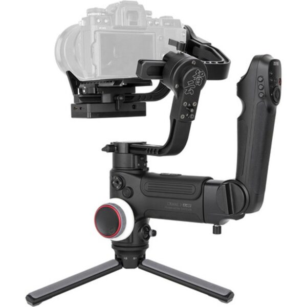 گیمبال دوربین Zhiyun-Tech Crane 3-Lab Handheld Stabilizer+focus motor