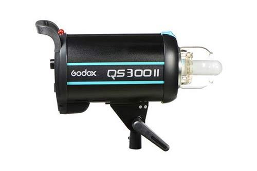 کیت فلاش استودیویی Godox Falsh Studio QS-300 II