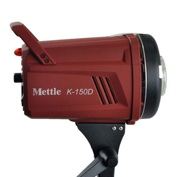 فلاش استودیویی Mettle studio flash K-150D