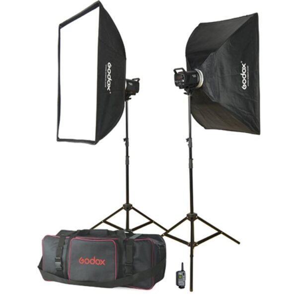 کیت فلاش گودکس Godox MS200-F 2 Monolight Kit