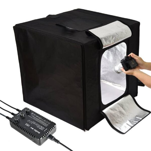 خیمه نور گودکس Godox LST40 Mini Photography Studio Lighting Tent 40cm