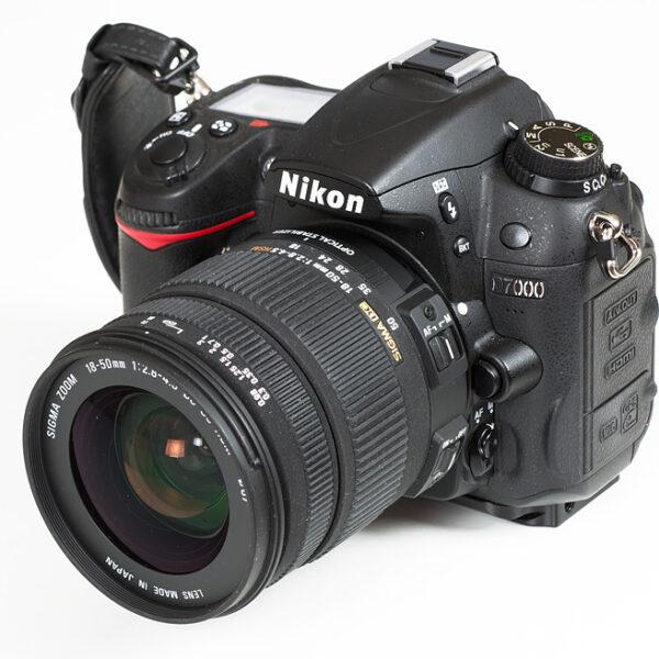 لنز سیگما Sigma 18-50mm f/2.8-4.5 DC OS HSM - Nikon Mount