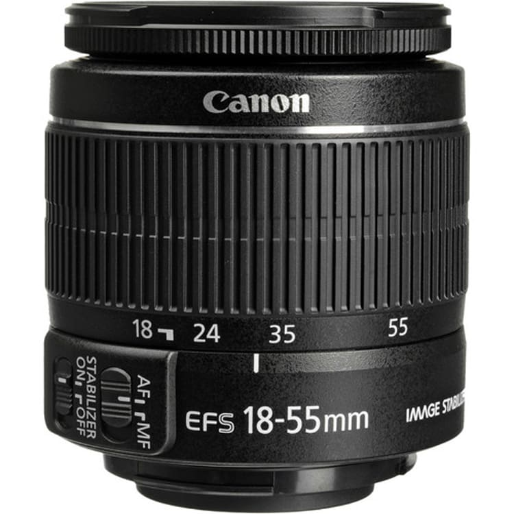 لنز کانن Canon EF-S 18-55mm f/3.5-5.6 III No Box