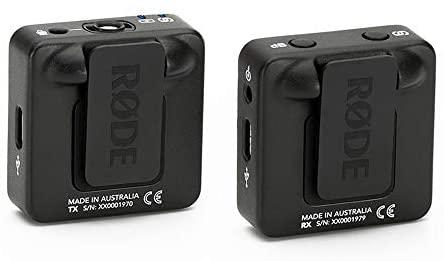 میکروفن بی سیم رُد Rode Wireless GO Digital Wireless Microphone-black