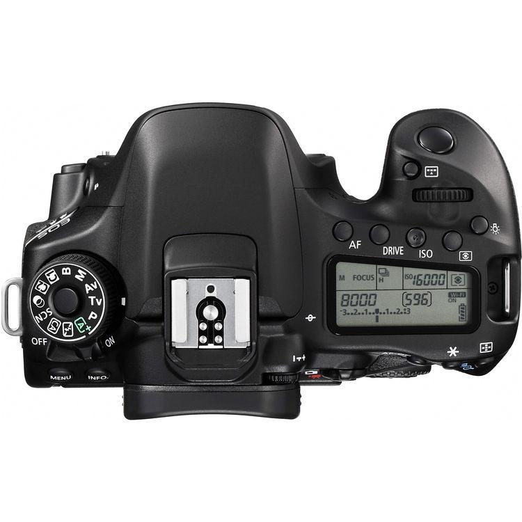 دوربین عکاسی کانن Canon EOS 80D Body