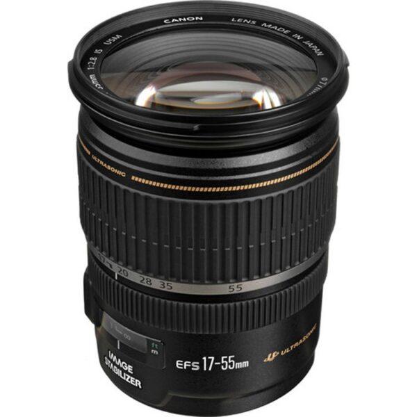لنز کانن Canon EF-S 17-55mm f/2.8 IS USM