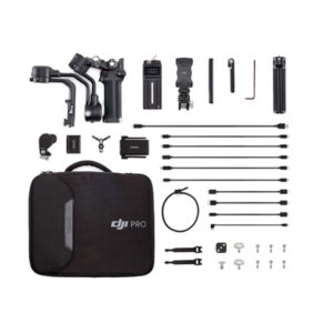 گیمبال دوربین دی جی آی DJI RSC 2 pro combo Gimbal Stabilizer