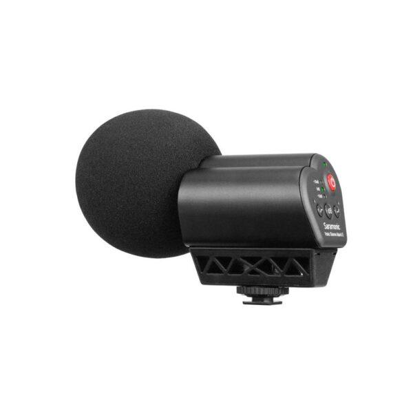میکروفن رودوربینی استریو Saramonic Vmic Stereo Mark II microphone