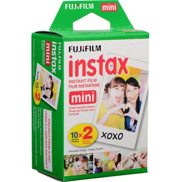 کاغذ پرینتر Fujifilm instax mini Instant Film 2 pack