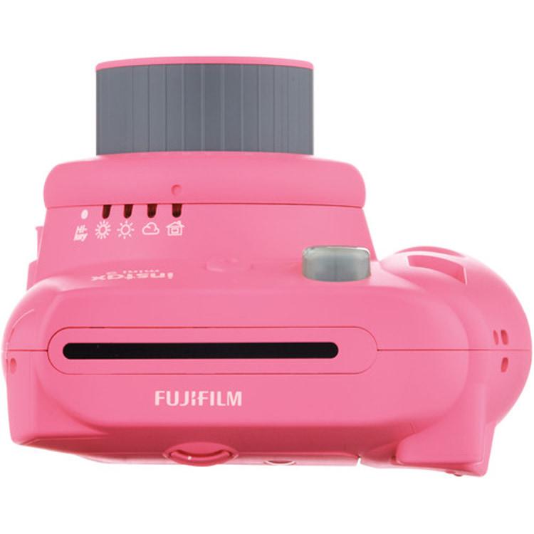 دوربین عکاسی چاپ سریع فوجی Fujifilm instax mini 9 Instant Film Camera Flamingo Pink