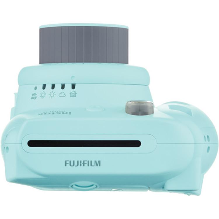 دوربین عکاسی چاپ سریع فوجی Fujifilm instax mini 9 Instant Film Camera Ice Blue