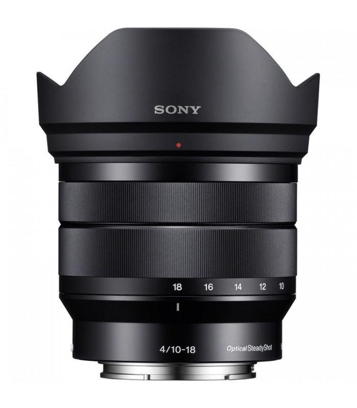 لنز سونی Sony E 10-18mm f/4 OSS