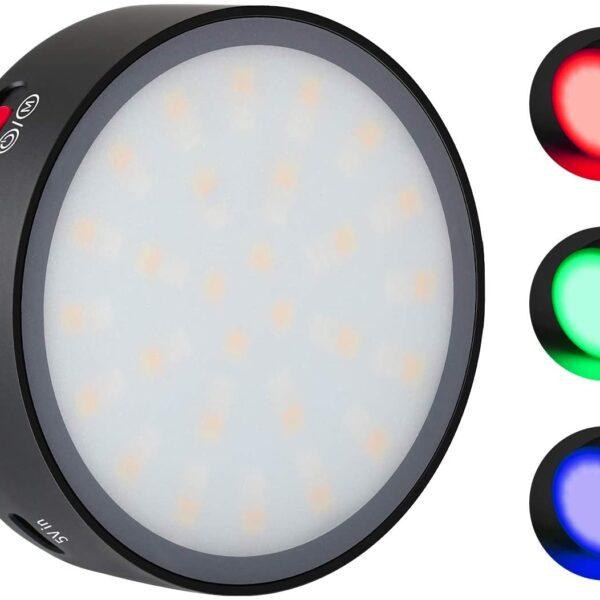 ال ای دی رنگی لیتوفوتو RGB LED Camera Light LituFoto R10 128P