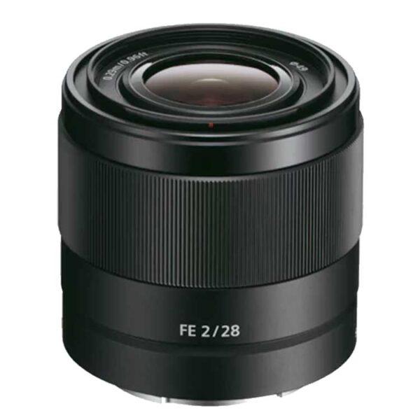 لنز سونی Sony FE 28mm f/2 Lens