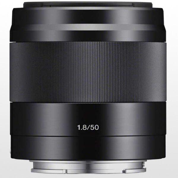 لنز سونی Sony E 50mm f/1.8 OSS Black Lens