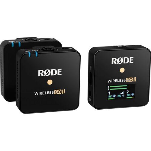میکروفن رُد Rode Wireless GO II