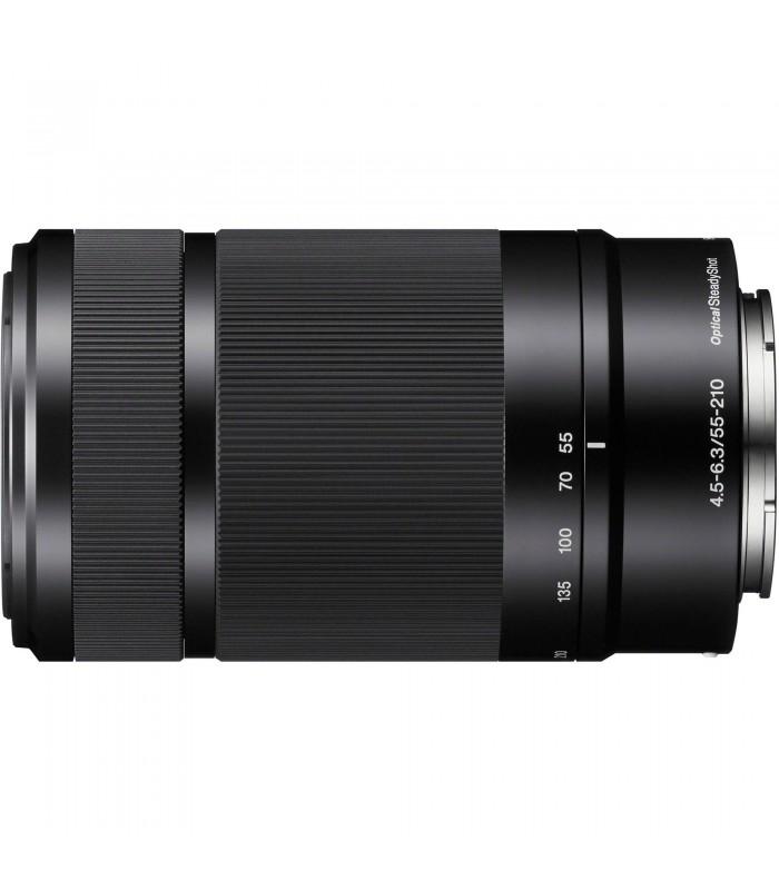 لنز سونی Sony E 55-210mm f/4.5-6.3 OSS Lens