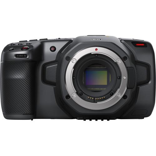 دوربین فیلم برداری بلک مجیک BLACKMAGIC DESIGN POCKET CINEMA CAMERA 6K