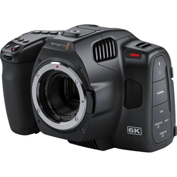 دوربین فیلمبرداری سینمایی Blackmagic Design Pocket Cinema Camera 6K Pro