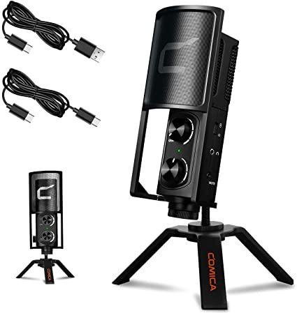 میکروفن USB استودیویی کامیکا Comica STM-USB