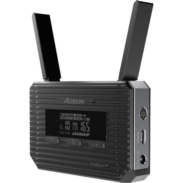 سیستم انتقال تصویر Accsoon CineEye 1080p WiFi HDMI 5G