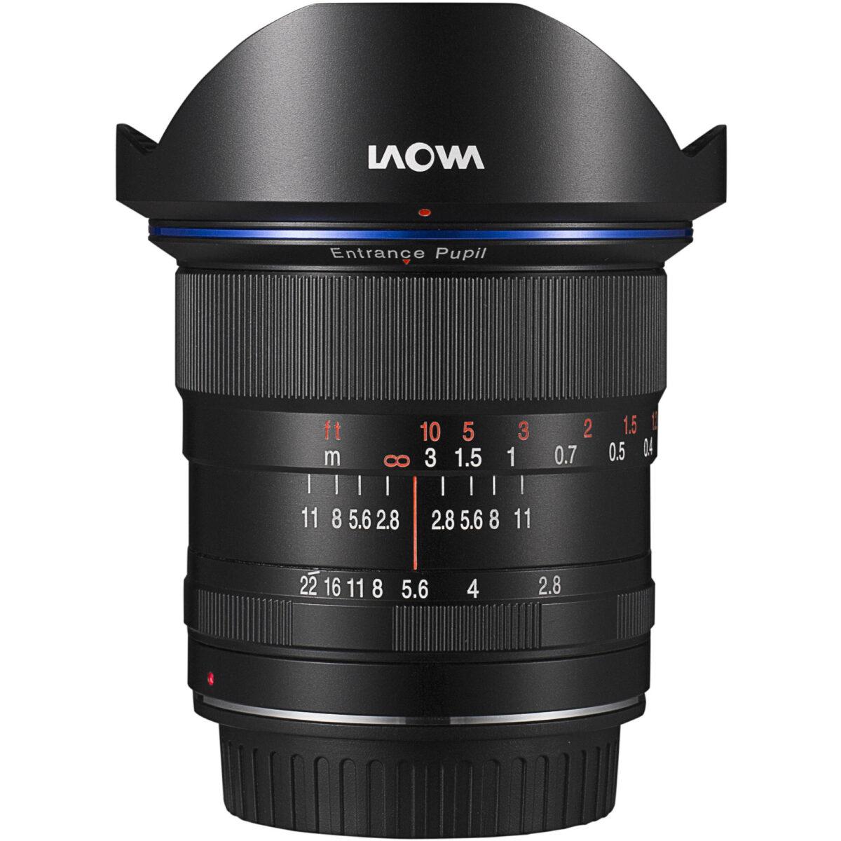 لنز ونوس لائووا Venus Optics Laowa 12mm f/2.8 Zero-D for Sony E