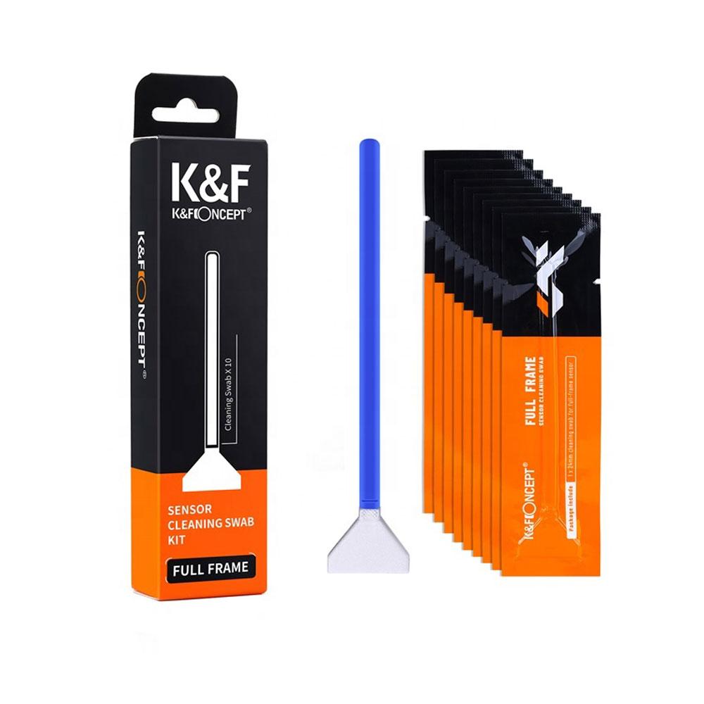 کیت تمیز کننده سنسور دوربين K&F Cleaning Kit